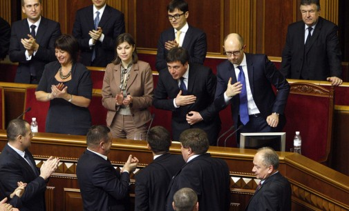 Ukraina: aukšta demokratijos kaina