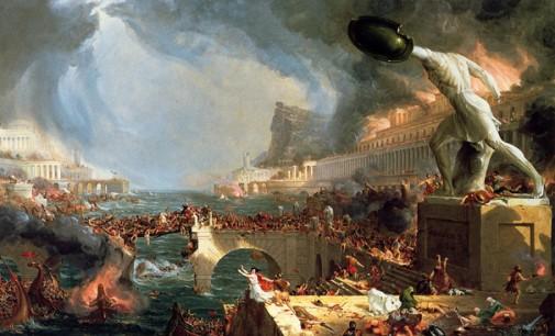 Migrantai – naujieji Romos barbarai