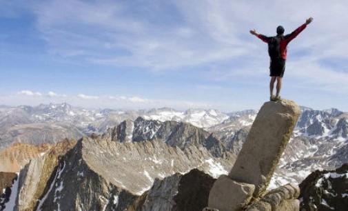 Viršūnių svaigulys arba kas ten vilioja?