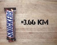 """Kiek kilometrų """"kainuoja"""" suvalgyti """"skanumynai"""""""
