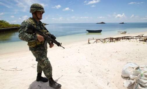 """JAV ruošiasi """"nusodinti"""" Kiniją Pietų-Kinijos jūroje"""