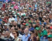 """Romoje pusė milijono protestuojančių susirinko į renginį """"Už šeimą"""""""