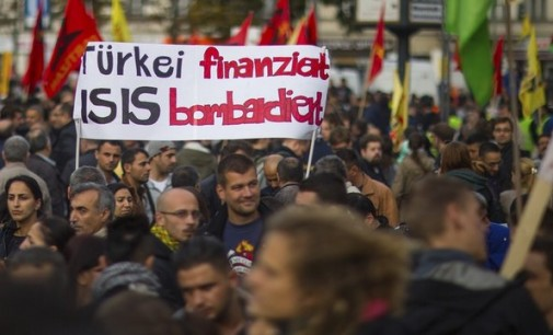 """Guardian: """"Kaip Turkija tapo  teroristų bendrininke"""""""