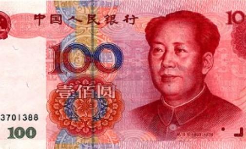 Tarptautinis valiutos fondas pripažino Kinijos juanį viena iš pagrindinių pasaulio valiutų