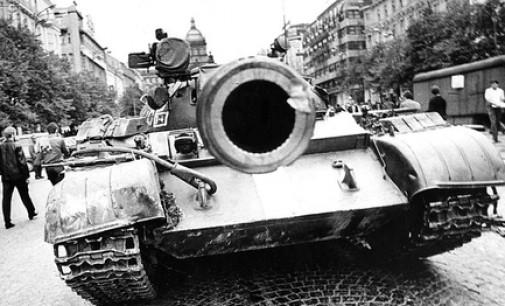 Čekoslovakijos okupacija – 1968 metai