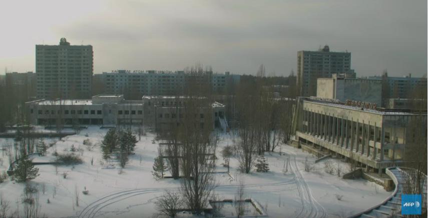 Černobylio elektrinė