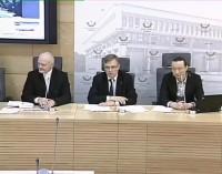 B3 spaudos konferencija apie dviejų iniciatyvų svarstymo VRK, rezultatus