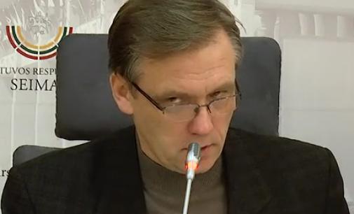 """Zigmas Vaišvila: """"Švęskime vasario 16 ne tik linksmai, bet ir prasmingai"""""""