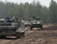 Lietuviai prašomi būti pilietiškais ir palaikyti savo miškų iškirtimą, kad užsienio kariai turėtų kur pašaudyti