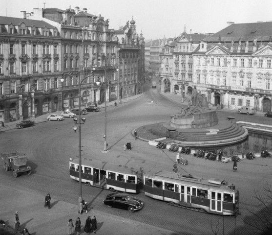 Senamiesčio aikštė- Praha