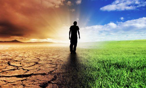 Klimato katastrofa Europoje atrodys taip: tiesiog potvynių, gaisrų ir sausrų sprogimas