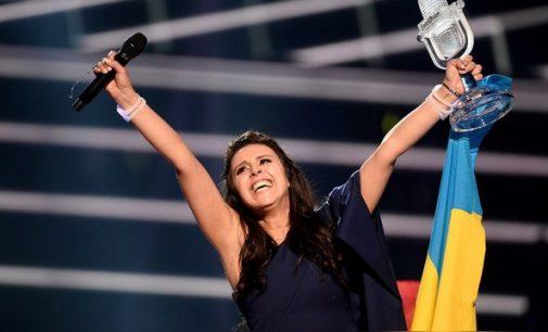 """Radio Canada: Ukraina pavertė """"Euroviziją"""" į politinę tribūną"""