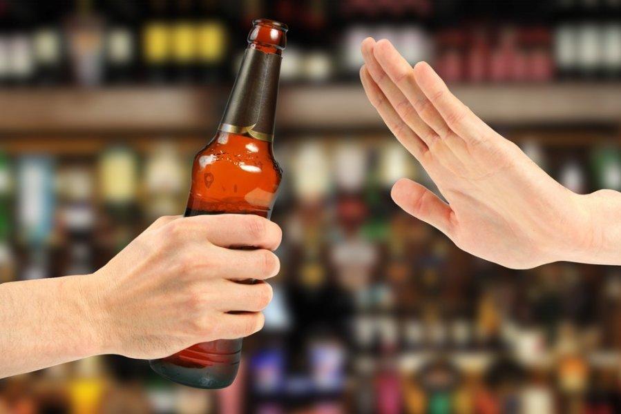 alkoholio vartojimo ir įsigijimo apribojimai