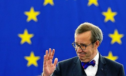 Estija priminė Trampui, kad ji – ištikima sąjungininkė