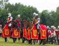 Liepos 23-ąją – Lietuvos karybos diena Žemaitijos sostinėje Telšiuose, ir Durbės mūšio paminklo atidengimas