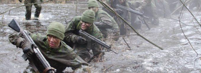 Lietuvos kariuomenėje šauktinis Ruslanas iš Ukrainos