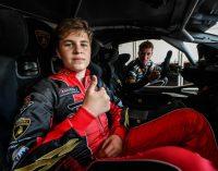 Lietuvis lenktynininkas sulaukė dėmesio iš Lamborghini Driver Academy