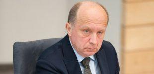"""Ramūnas Karbauskis: """"Nuslėptus A. Kubiliaus šeimos ryšius su Baltarusija turi įvertinti ne tik etikos sargai, bet ir Seimas"""""""