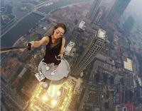 Rusaitė daranti vienas pavojingiausių asmeninių fotografijų pasaulyje