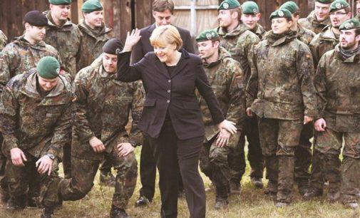 Vokiečiams pranešta, jog karo atveju jų niekas nemaitins