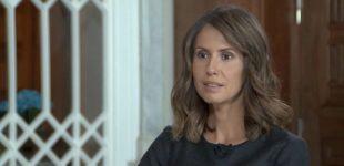 Išskirtinis Asmos al Asad interviu: pirmoji Sirijos ledi papasakojo apie karą