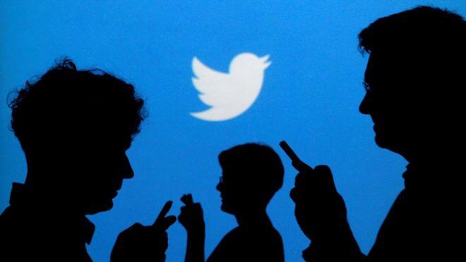 Twitter žinutės
