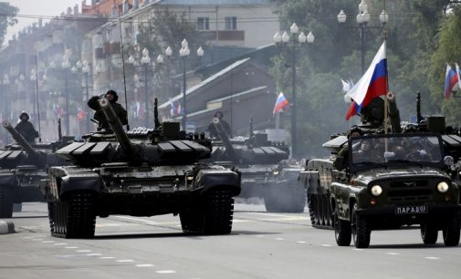 Rusijos puolimas Pabaltijyje gresia pažeminimu ir kolapsu NATO blokui