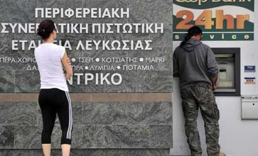 Kipras įšaldys bankuose iš privačių indėlininkų sąskaitų konfiskuotas sumas