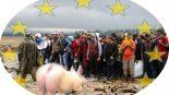 Europa mėšle