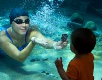 Rusų mokslininkai: po vandeniu galima kvėpuoti vandeniu