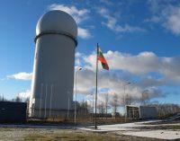 Baigtas pirmas naujų karinių radarų statybos darbų etapas
