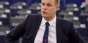 Gabrielius Landsbergis: Nacionalinėje saugumo strategijoje trūksta aiškios Lietuvos pozicijos dėl Rusijos