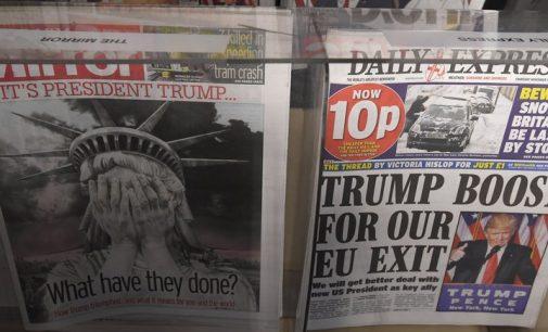 """Amerikiečiai parodė elitui """"patį didžiausią vidurinį pirštą"""" per visą istoriją"""