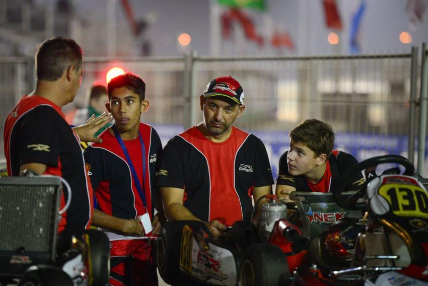 DR Racing komanda