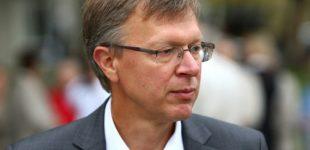 Automobilių mokesčio lobistu tapo V. Andriukaitis