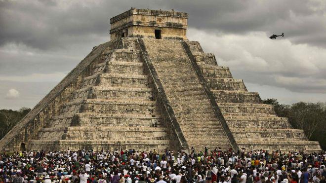 Kukulkano piramidė