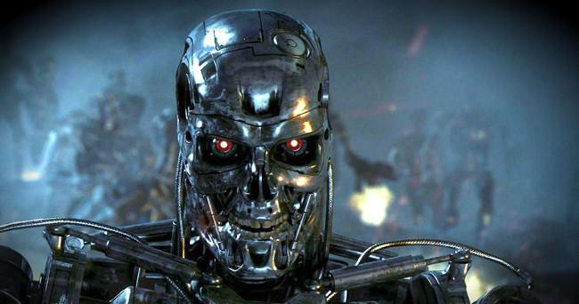 robotas žudikas