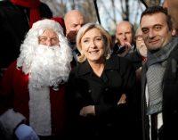Marine Le Pen pažadėjo užbaigti Briuselio viešpatavimą Europoje