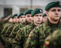 Sausio 4 bus rengiami 2017 šaukimo į privalomąją karo tarnybą sąrašai