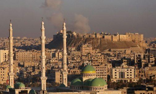 Sirijos vyriausybės kariuomenė  perėmė viso Senamiesčio Aleppe kontrolę
