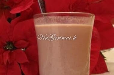Šokolado pienas
