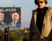 Huffington Post: Vladimiro Putino populiarumas respublikonų tarpe žymiai išaugo