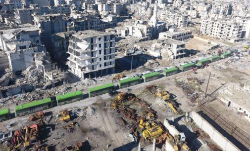 Rusija ir Turkija išstumia Vakarus iš Sirijos