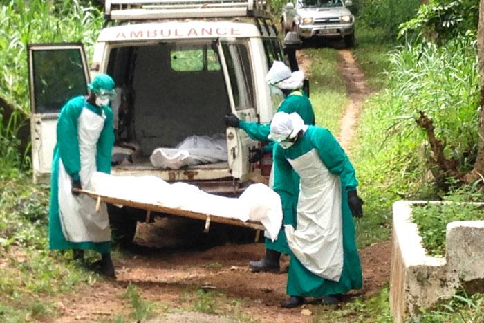 Ebolos karštinės aukos