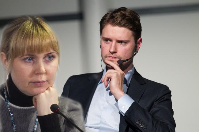 Mykolas Majauskas ir Dovilė Šakalienė