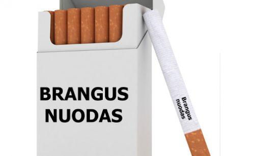 Mokslininkai: kiekviena dešimta mirtis pasaulyje – nuo rūkymo