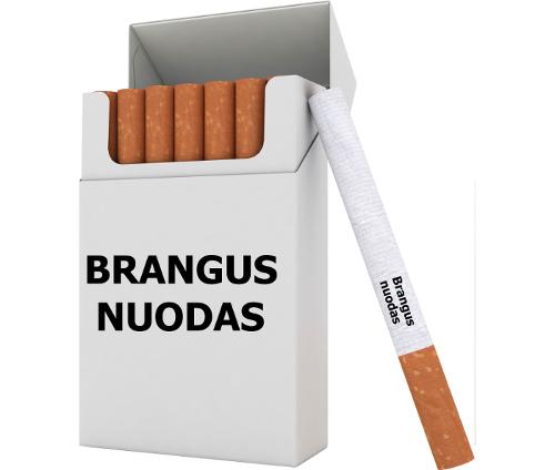 Tabakas - nuodai