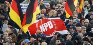 Vokietijos konstitucinis teismas atsisakė uždrausti ultradešiniąją partiją
