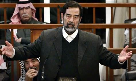 Saddamas Huseinas