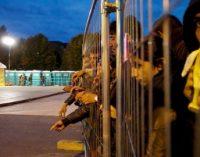 Pabėgėliai internetu planavo susitikimą Kelne per Naujuosius metus